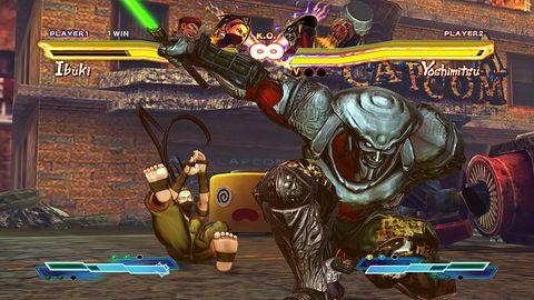 Biją się - galeria z Street Fighter X Tekken