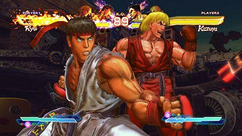 Capcom o śliskiej sprawie płatnych postaci do Street Fighter x Tekken