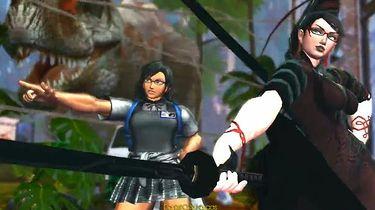 Bayonetta w Street Fighter x Tekken? Da się