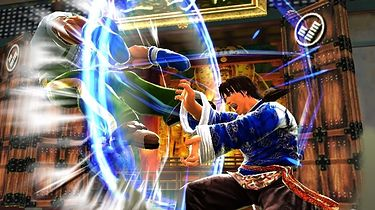 PS Vita, Ryu i Paula [Street Fighter X Tekken]