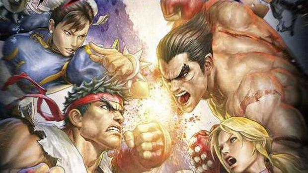 Street Fighter X Tekken - recenzja