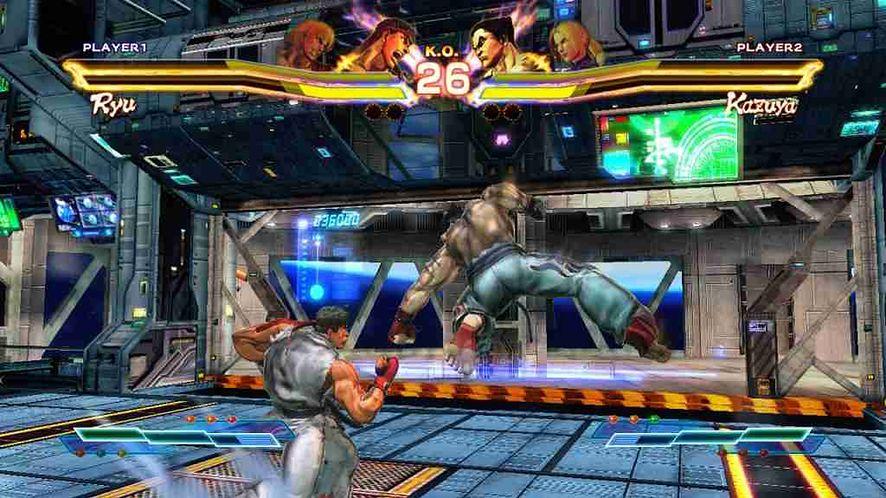 Street Fighter X Tekken - obrazkowo o fabule [Galeria]
