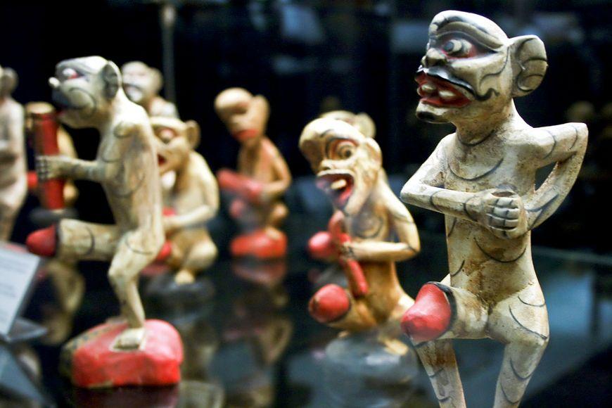 Muzeum seksu - erotyczne figurki