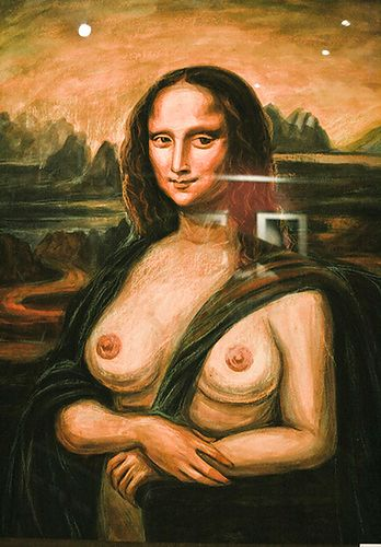 Muzeum seksu - Mona Lisa