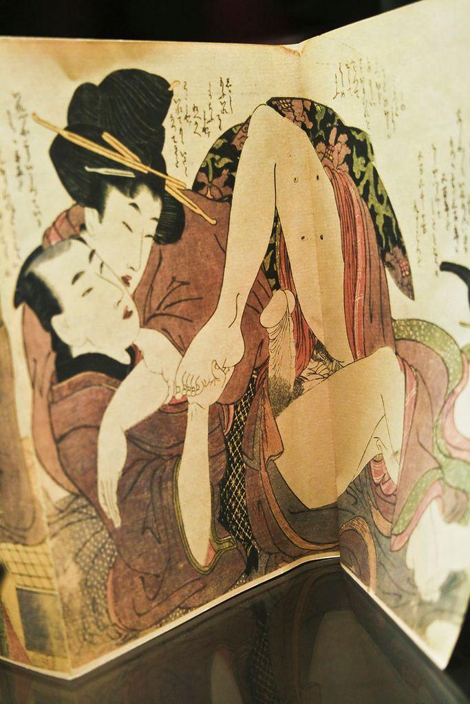 Muzeum seksu - seks chiński