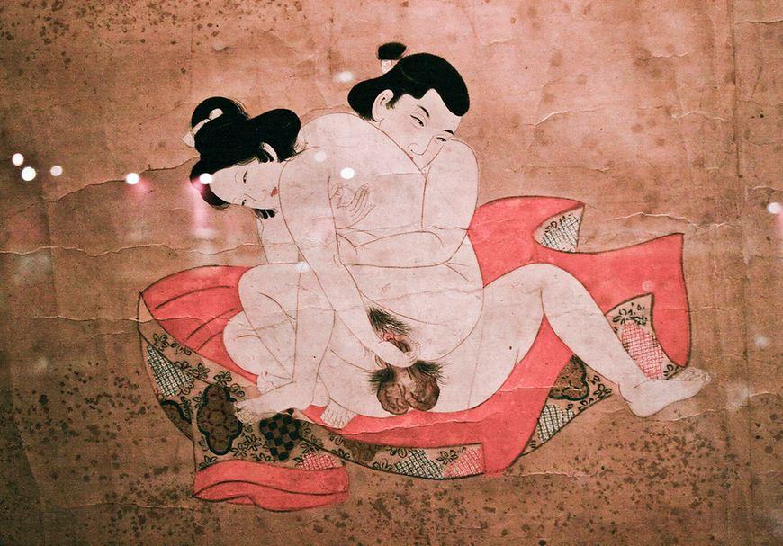 Muzeum seksu - chiński obraz