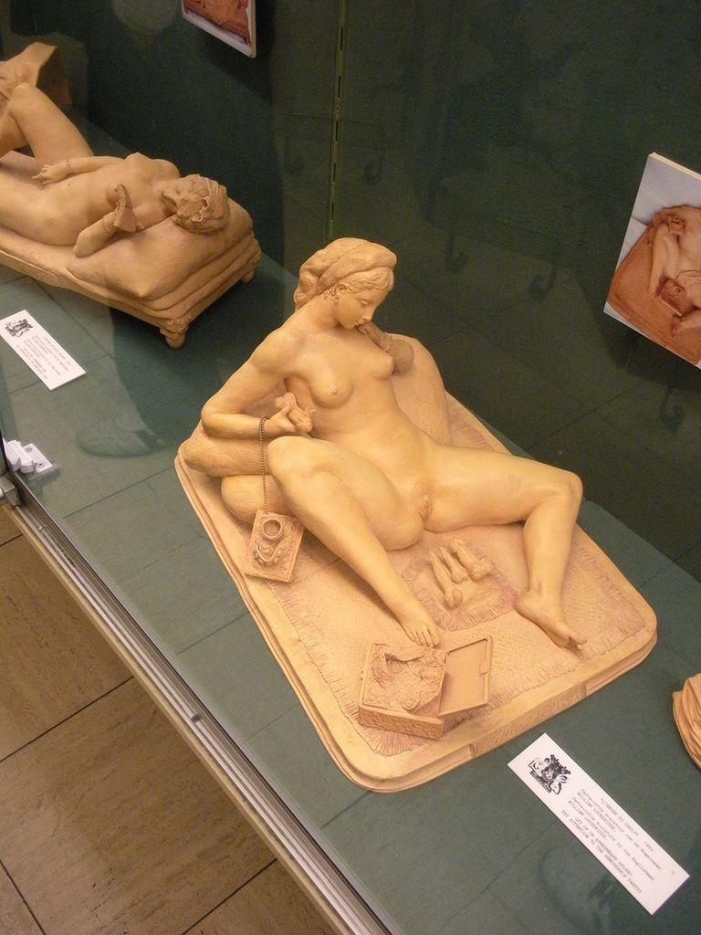 Muzeum seksu - figura kobiety