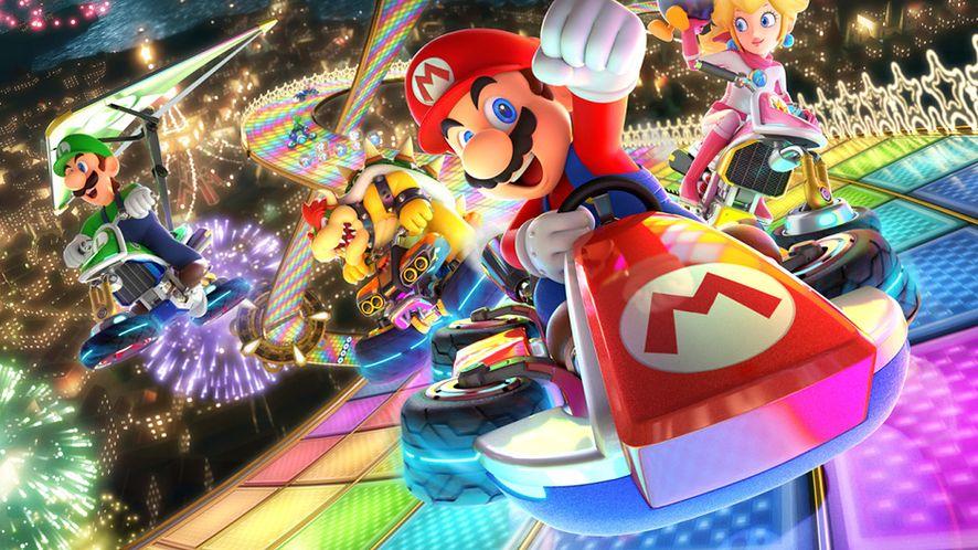 Prawie co drugi posiadacz Switcha w USA, dokupił do niego Mario Kart 8 Deluxe. Jest rekord