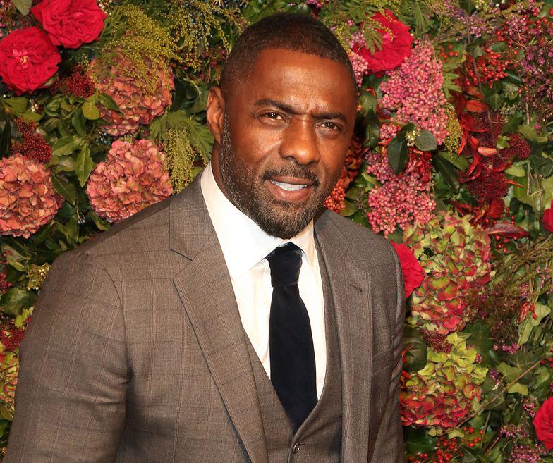 Idris Elba jest zakażony koronawirusem