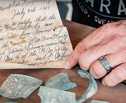 List sprzed 112 lat znaleziony podczas remontu. Ujawniono treść