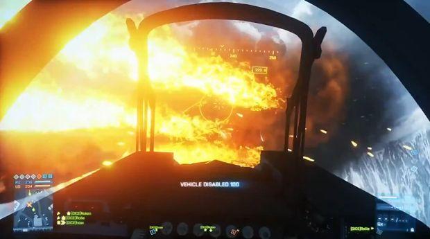 Wiemy już dokładnie kiedy przyjadą i przylecą maszyny zniszczenia z Battlefield 3: Armored Kill