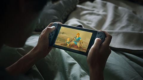 Nintendo Switch - wrażenia z praskiej prezentacji konsoli