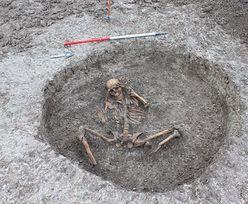 Niezwykłe odkrycie na terenie budowy. Wykopano prehistoryczną osadę
