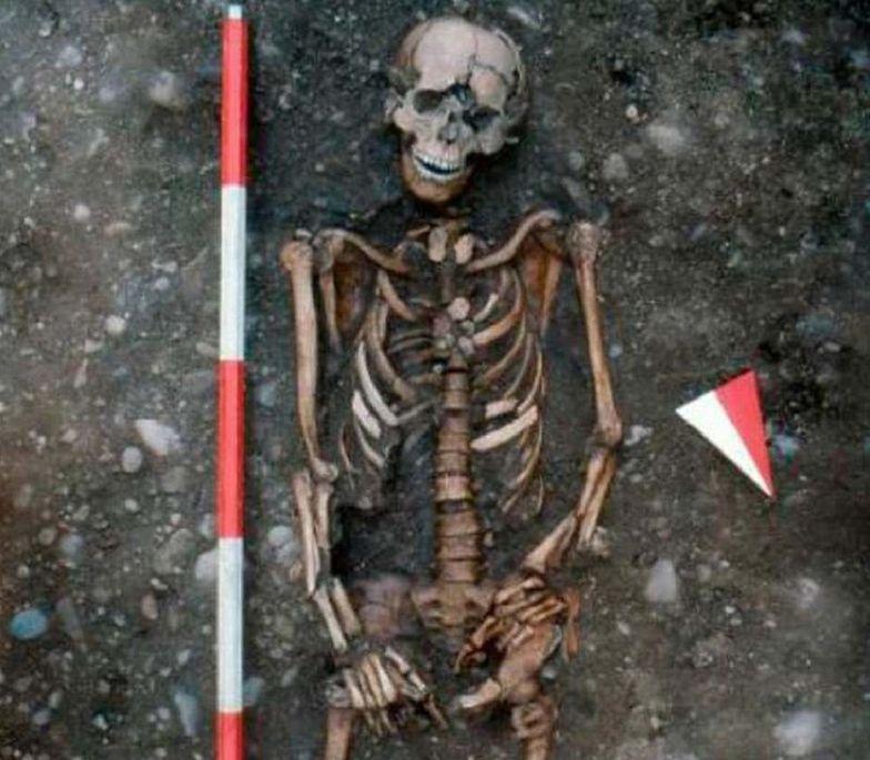 Naukowcy zbadali średniowieczny szkielet. Ujawnili okrutne tortury