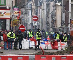 Zamieszki w Paryżu. Starcia z policją i gaz łzawiący