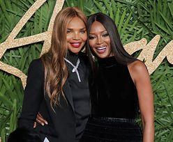 Naomi Campbell pokazała mamę. Wyglądają jak rówieśniczki