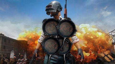 Kuloodporna patelnia z PlayerUnknown's Battlegrounds jest wynikiem pomyłki twórców