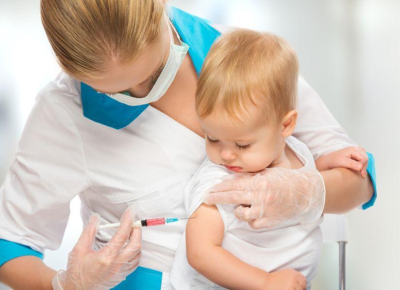 Ból podczas szczepienia