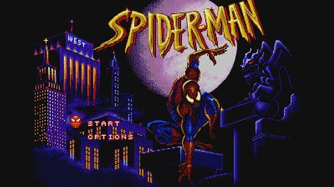 Rozpłaszczyć pająka, czyli krótka historia dwuwymiarowych gier ze Spider-Manem