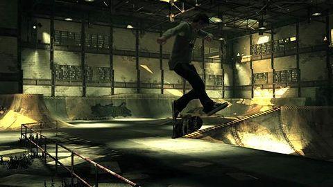 Co z tą muzyką w Tony Hawk Pro Skater HD?