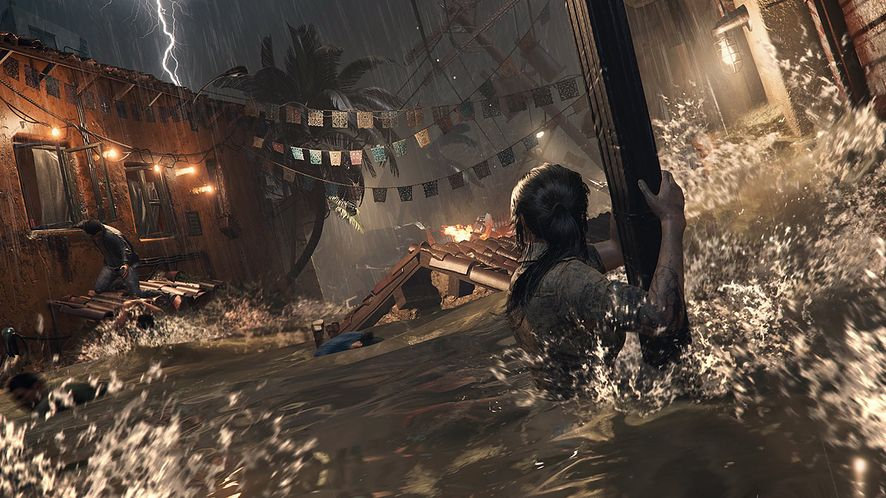 Twórcy Shadow of Tomb Raider zabierają nas na przechadzkę po mieście Inków