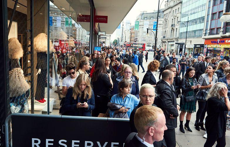 Tak wyglądało otwarcie Reserved w Londynie