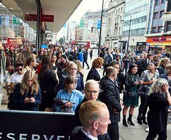 Otwarcie flagowego salonu Reserved w Londynie za nami. Pojawiła się na nim Kate Moss