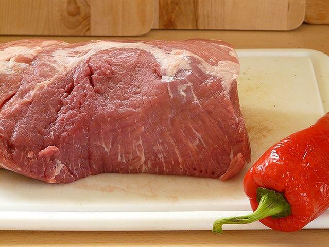 Płukanie mięsa przed gotowaniem