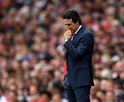 """Premier League. """"Mówił, że jestem białą wiedźmą"""". Unai Emery o zwolnienie z Arsenalu obwinił byłą partnerkę"""