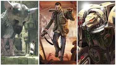 Nadchodzące premiery (5.12 - 11.12) The Last Guardian!