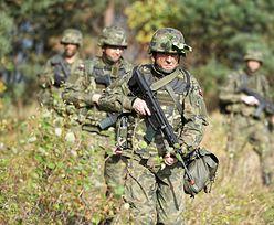 Manewry Anakonda-18. Organizacje paramilitarne dostaną atrapy zamiast broni. Wątpliwości USA wobec organizacji