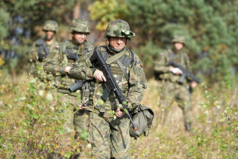 Amerykanie maja wątpliwości co do udziału formacji paramilitarnych podczas manewrów wojskowych