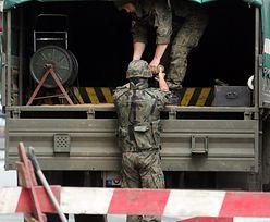 Ewakuacja w Morągu. Przeniesiono ok. 6 tys. osób