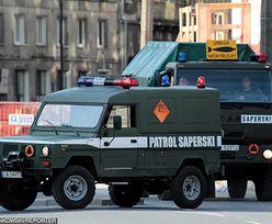 Ładunek wybuchowy w centrum Poznania. Saperzy w akcji