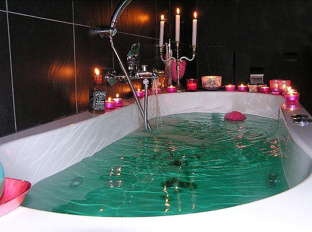 Przygotujcie wspólną kąpiel