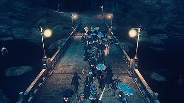 Marsz pogrzebowy w Final Fantasy XIV upamiętniający zmarłą na COVID-19
