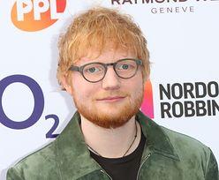 Ed Sheeran wziął potajemny ślub. Sam zdradził tajemnicę