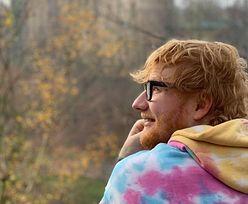 Ed Sheeran w tajemnicy przyjechał do Polski. Już wiadomo, co tu robił