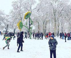 Atak zimy w Teheranie. To pierwszy taki przypadek od lat