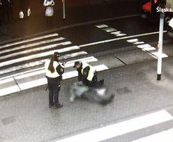Gliwice. Mężczyzna konał na ulicy. Nikt mu nie pomógł
