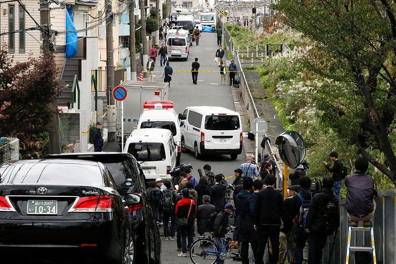 Seryjny morderca złapany w Japonii. W mieszkaniu znaleźli fragmenty 9 ciał