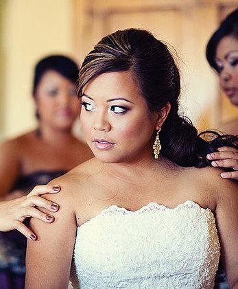 Makijaż ślubny - poprawki