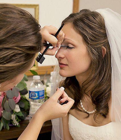 Makijaż ślubny - dobór