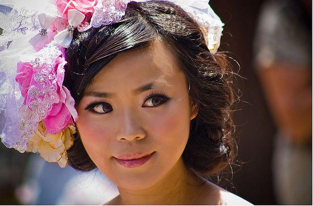 Makijaż ślubny - rola