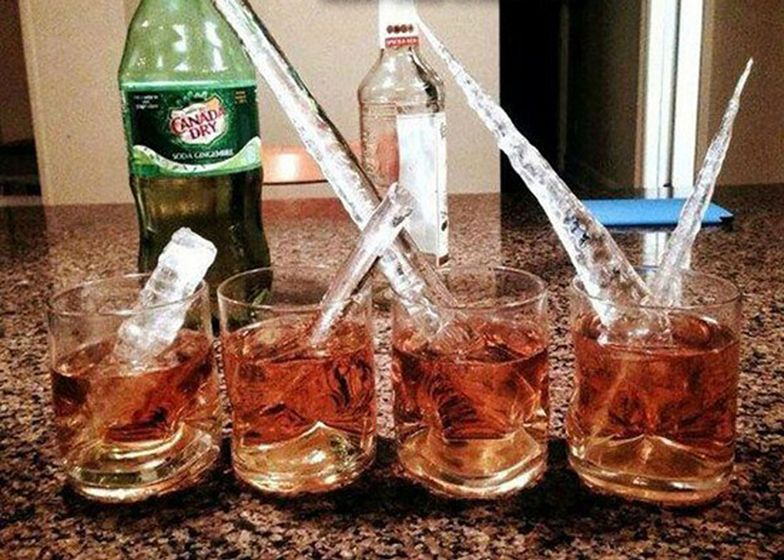 Drinki nie z palemką