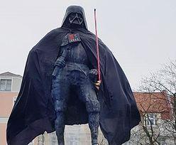 Pomnik Wejhera czy Vadera? Niezwykła przemiana w stolicy Kaszub