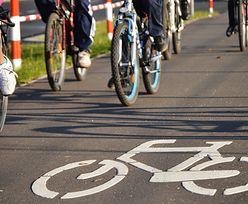 """""""Czołówka"""" dwójki rowerzystów w Olsztynie. Kobieta jest w ciężkim stanie"""