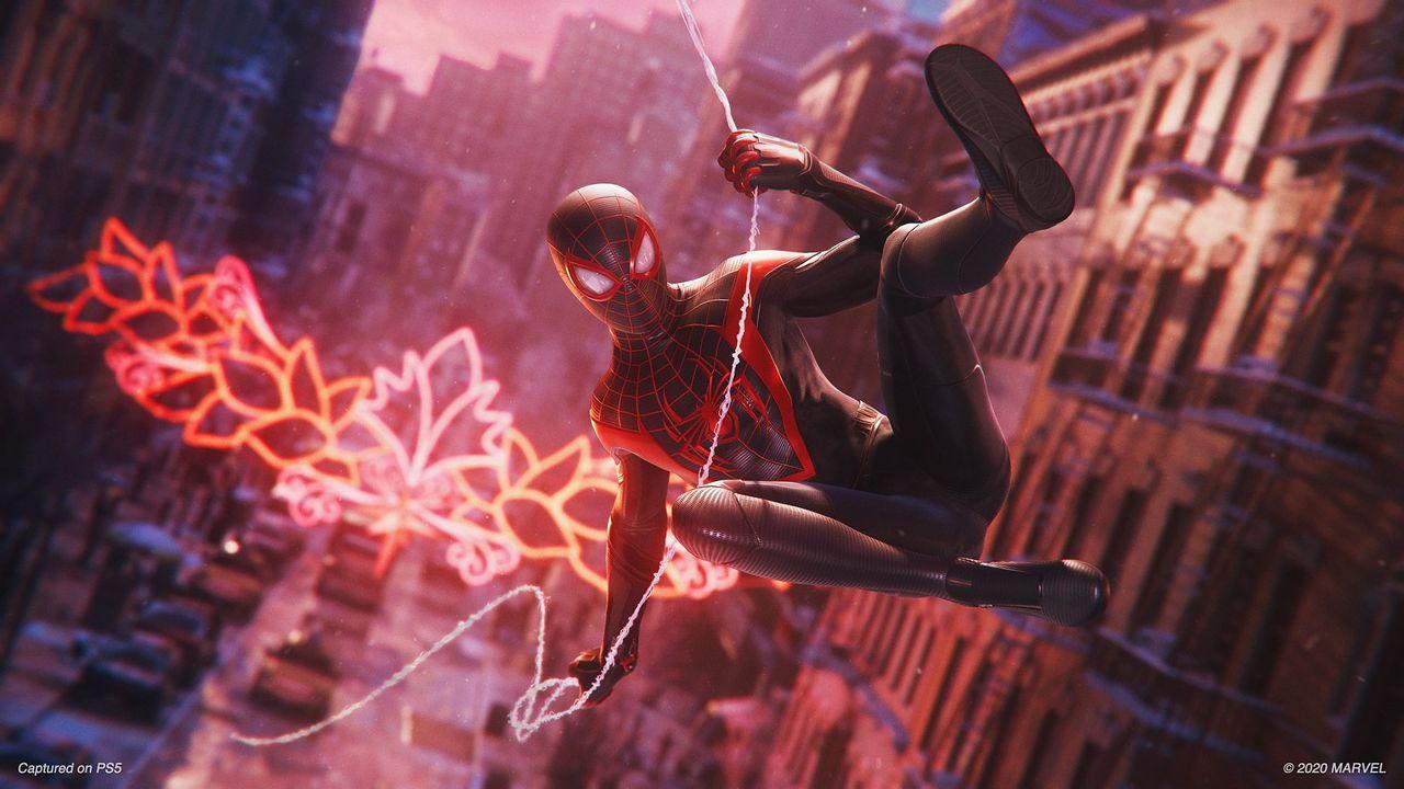 Spider-Man z kolejnym fragmentem z gry. Walka z bossem wygląda świetnie, choć znajomo