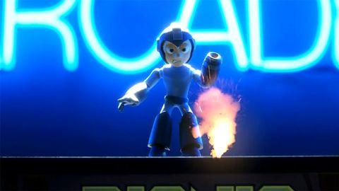 Plastelinowy zwiastun Mega Man Universe
