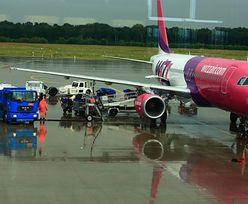 Wizz Air zabłądził w Polsce. Samoloty miały trafić do wsi pod Częstochową